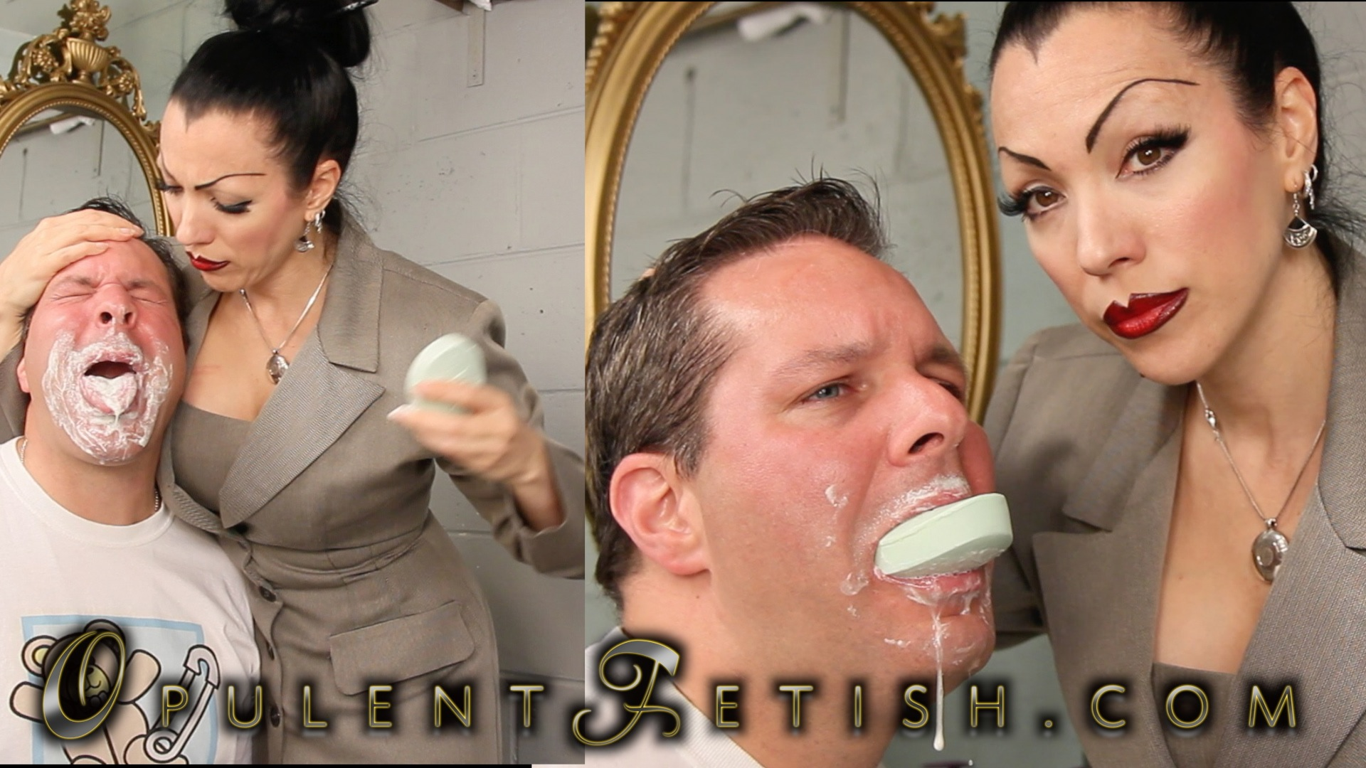 Mouth Soaping Fetish 58
